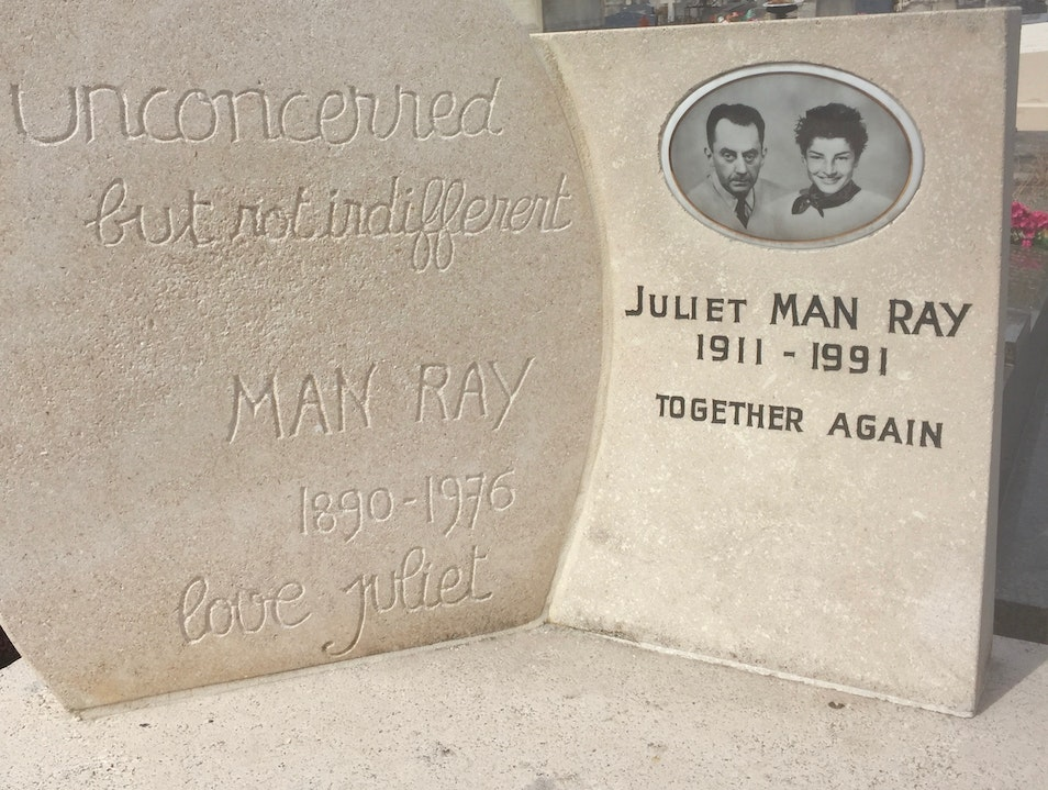 Headstones of the Rich and Famous