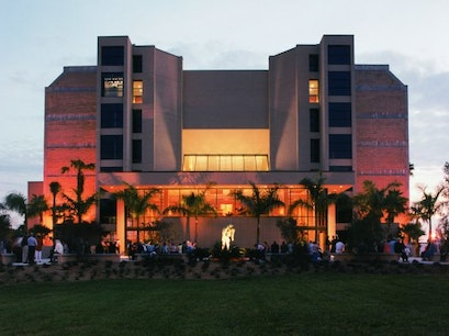Barbara B. Mann Performing Arts Hall at FSW Fort Myers Florida United States