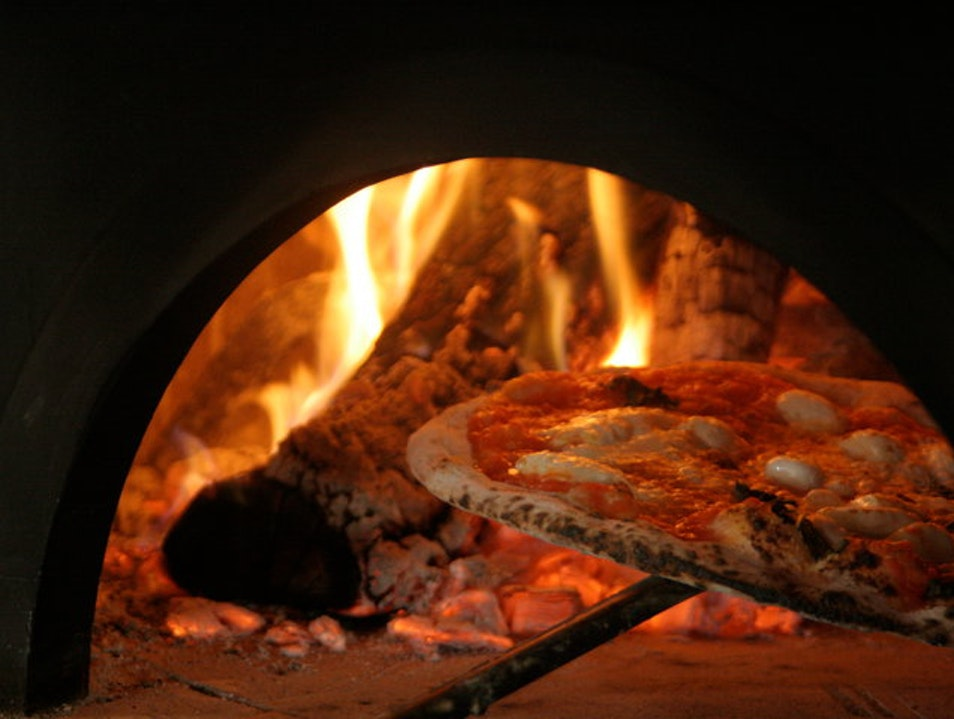 Wood Fire Pizza in San Antonio San Antonio Texas United States