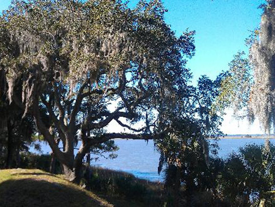 Explore Fort McAllister State Park Richmond Hill Georgia United States