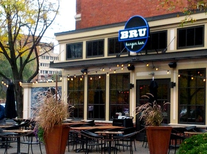 BRU Burger Bar Indianapolis Indiana United States