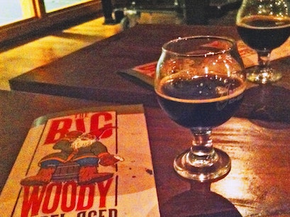 Big Woody Barrel-aged Beer and Whiskey Festival Portland Oregon United States