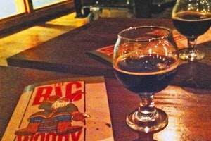 Big Woody Barrel-aged Beer and Whiskey Festival