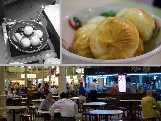 Fast Food, Singapore-Style