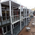 Downtown Container Park Las Vegas Nevada United States