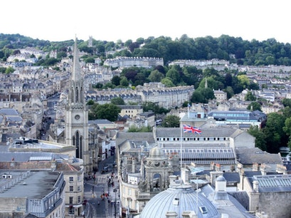 Bath Abbey Bath  United Kingdom