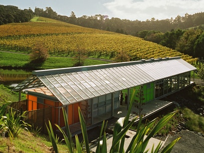 Brick Bay Wines Warkworth  New Zealand