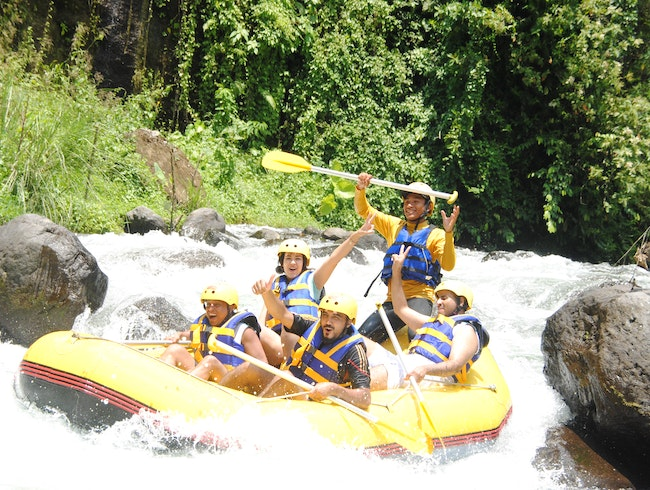Bali Rafting Tour - Bali White Water Rafting Adventure With Alam Rafting - Rafting in Bali
