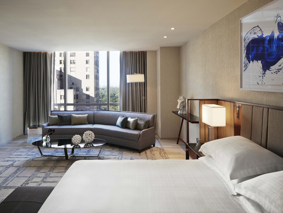 A Chic Manhattan Stay New York New York United States