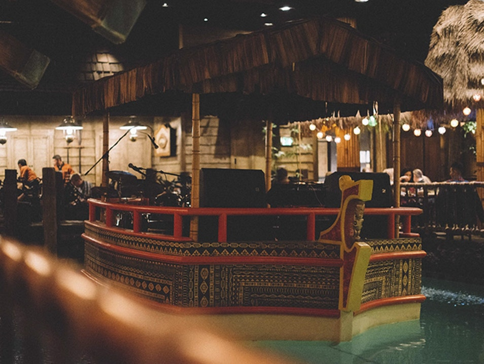 The fun and quirky Tonga Room San Francisco California United States