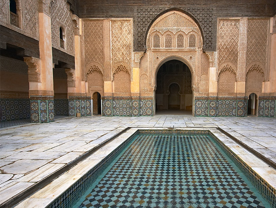 Morocco's Most Breathtaking Koranic School Marrakech  Morocco