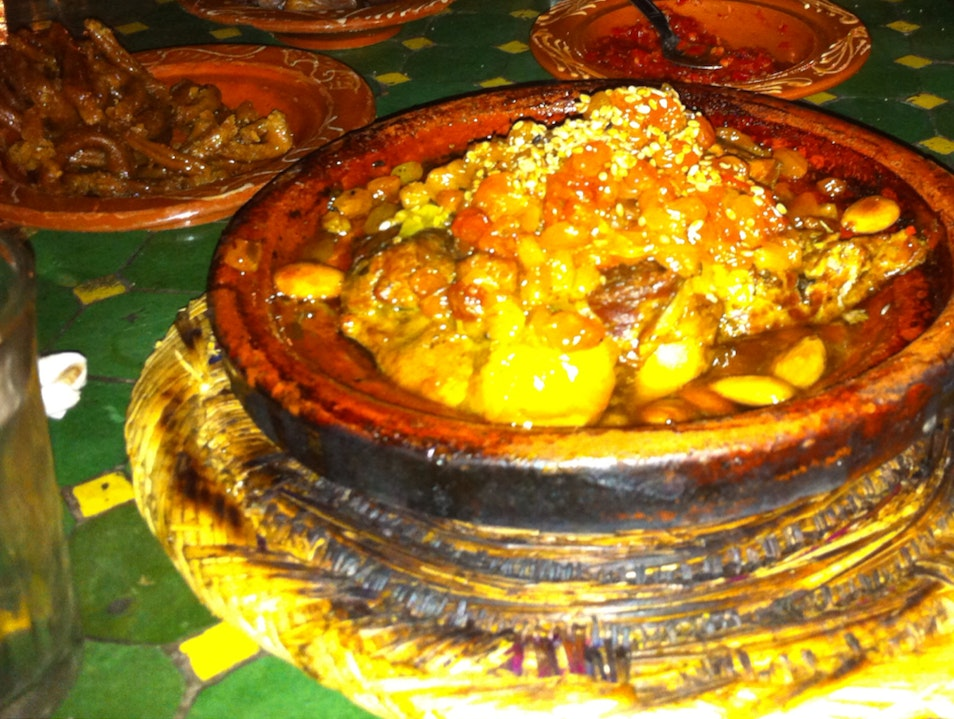 Tagine du tagines! Marrakech  Morocco