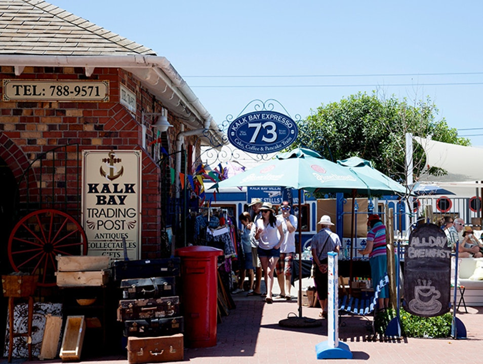 Kalk Bay Cape Town  South Africa