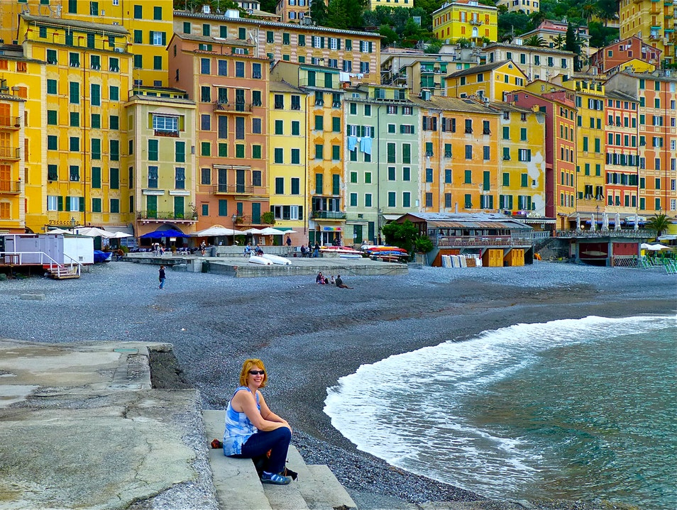 A Hidden Treasure Camogli  Italy