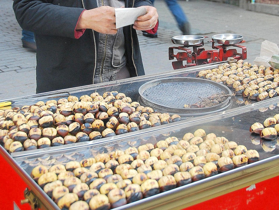 Sweet Treat Istanbul  Turkey