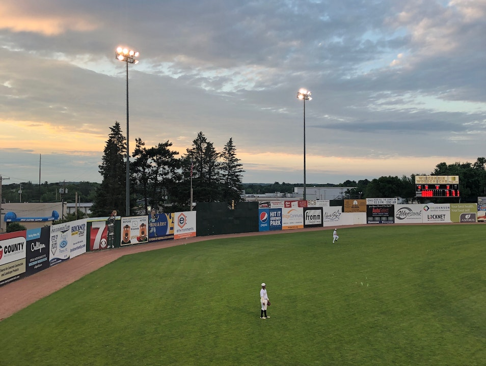 The Best of Summer Fun Can Be Found at a Woodchucks Game