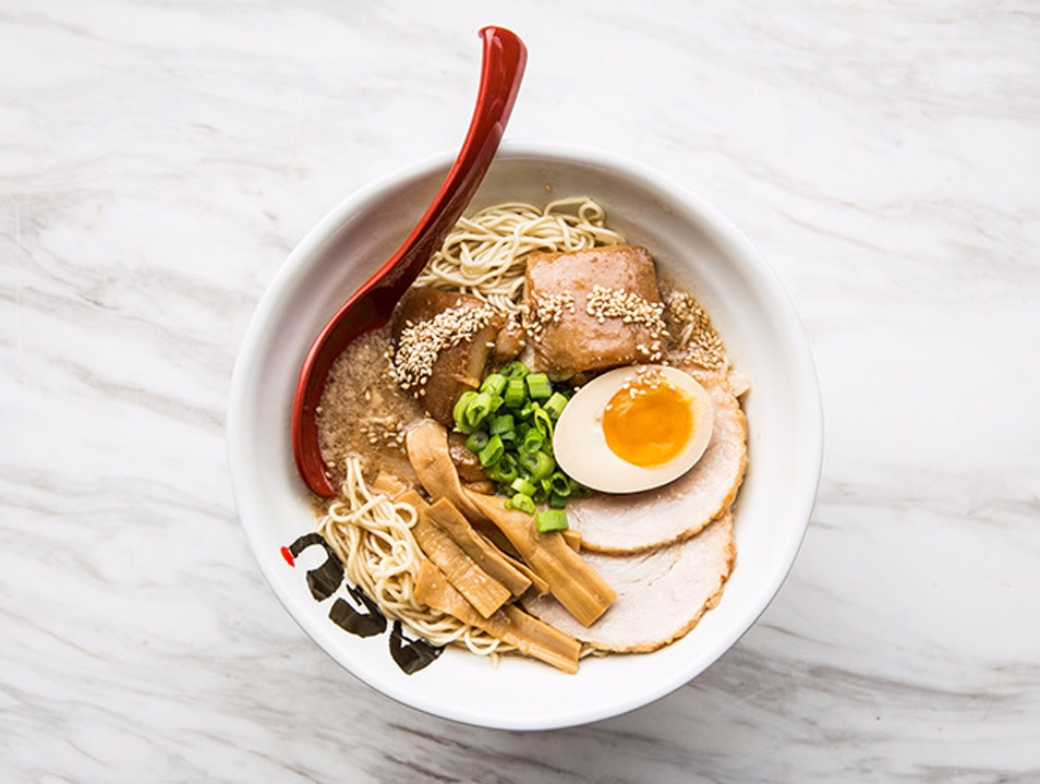 Agu Ramen Honolulu Hawaii United States