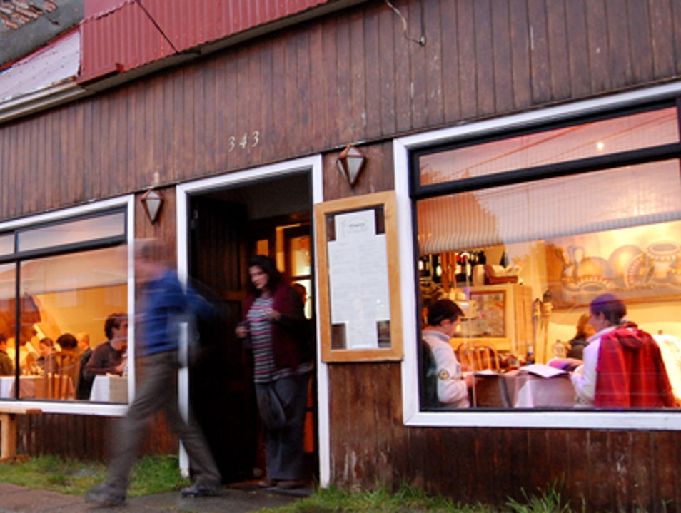 Africa Meets Patagonia in the Region's Best Restaurant