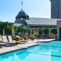 Windsor Court Hotel New Orleans Louisiana United States