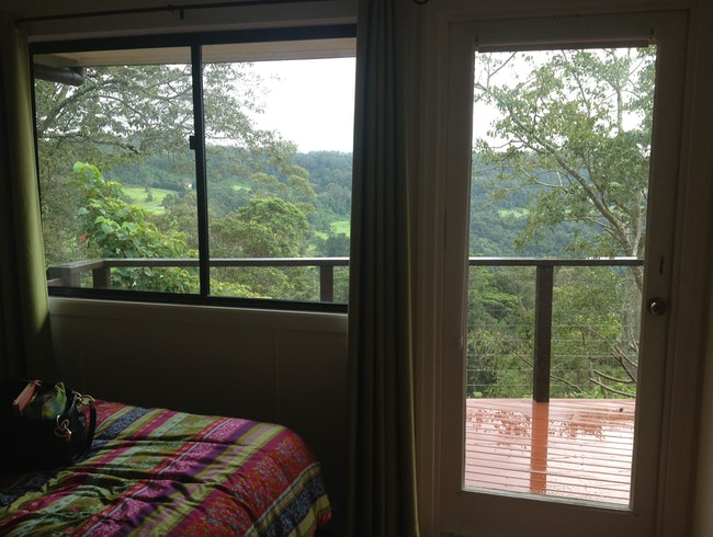 Room with a view at The Escarpment