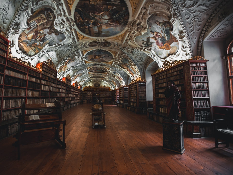 Three of the World's Most Beautiful Libraries