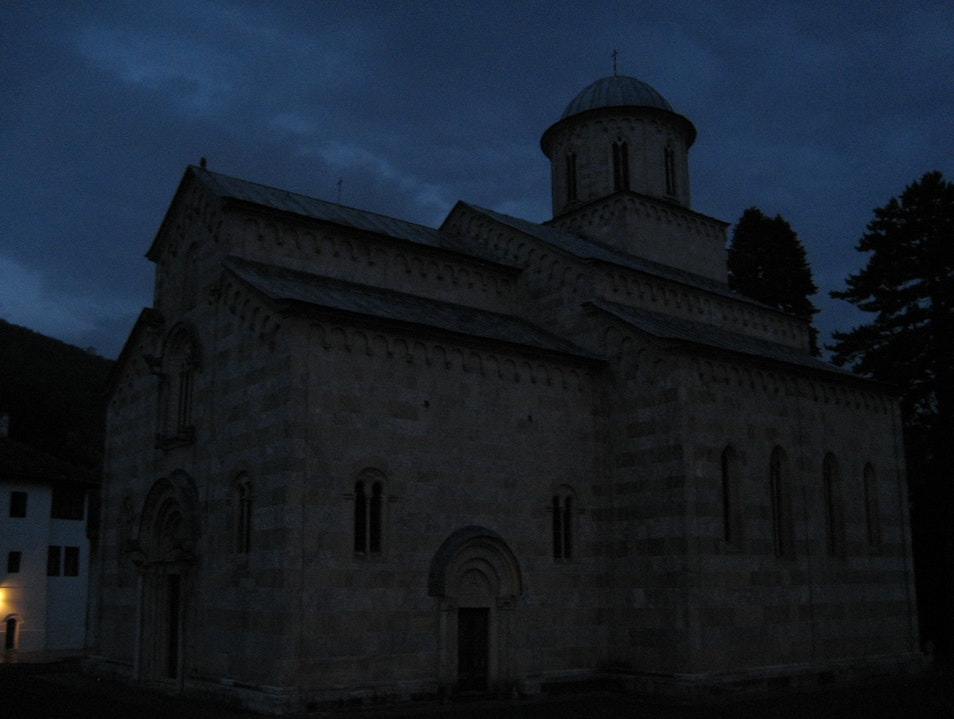 Music from Decan/Decani monastery