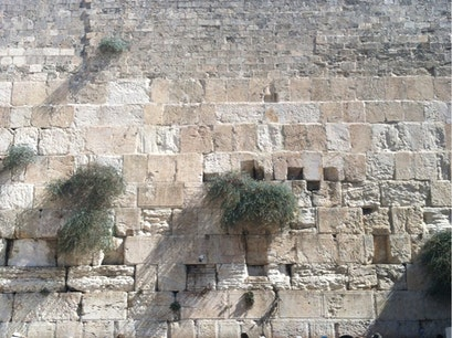 The Kotel  הכותל (The Western Wall)   Earth