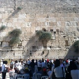 The Kotel  הכותל (The Western Wall)