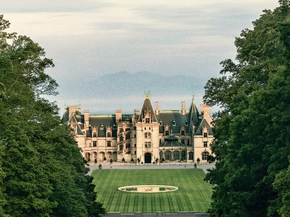 Biltmore Estate Asheville North Carolina United States