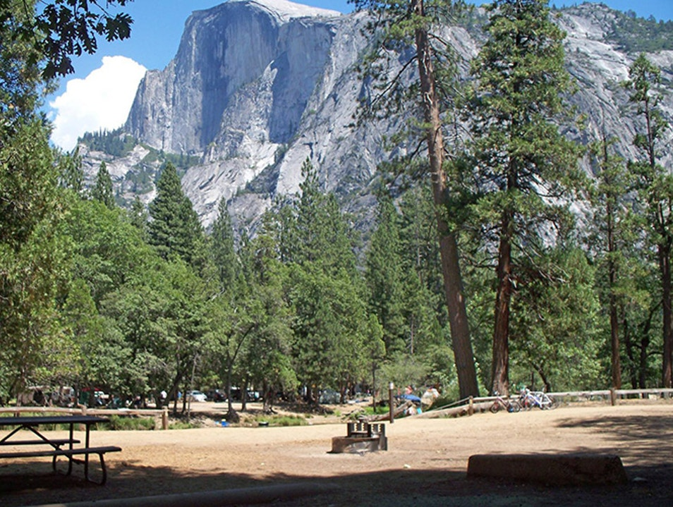 Camp 4 Yosemite Valley California United States