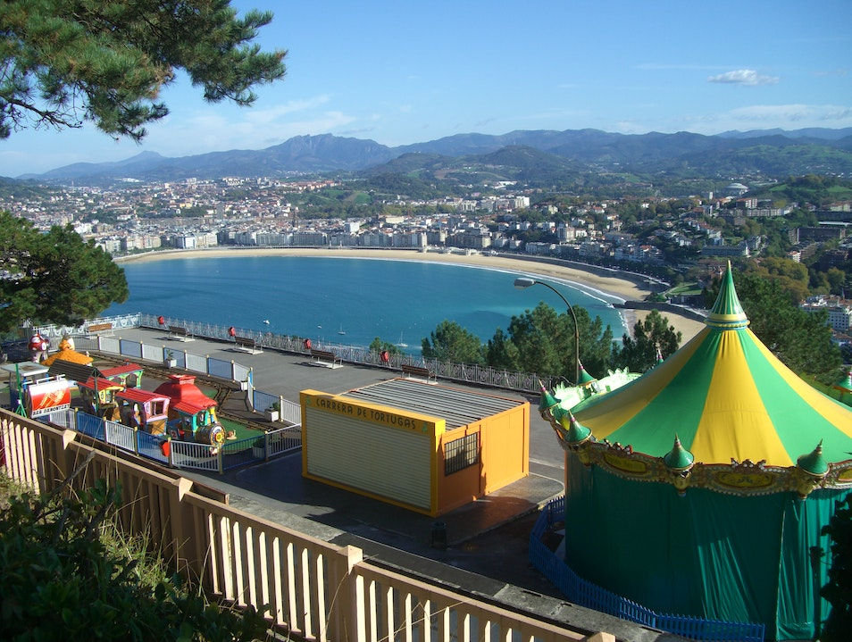 Playland in the Sky Donostia  Spain