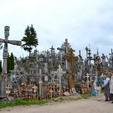 Hill of Crosses (Kryzių Kalnas)