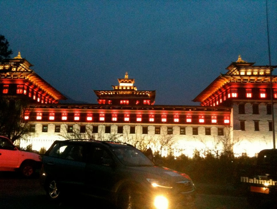 Graceful Grandeur and Excitement One Palace Night