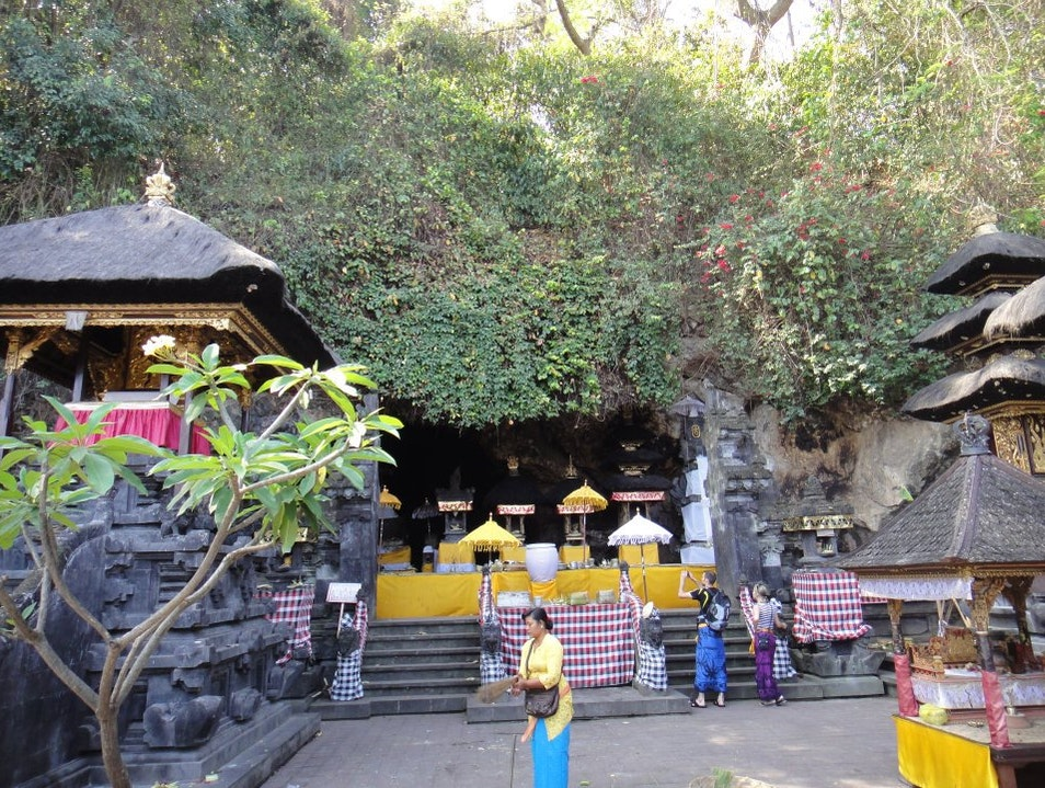 Goa Lawah Temple Dawan  Indonesia