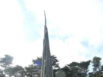 Spire by Andy Goldsworthy San Francisco California United States