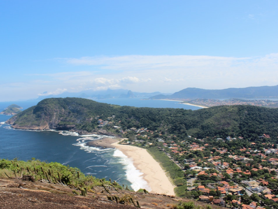 Hike and See the Best Views of Rio from Itacoatiara