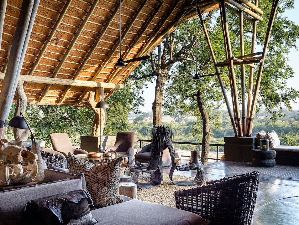 Singita Boulders Lodge Hazyview  South Africa