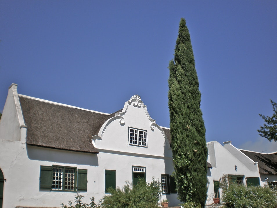 Time Out in Tulbagh