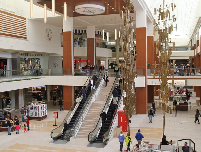 Yes, There Is Such a Thing as a Historic Mall