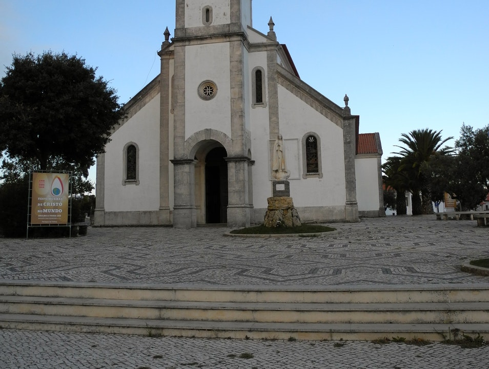 The Fatima Parish Church Fátima  Portugal