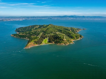 Angel Island  Tiburon California United States