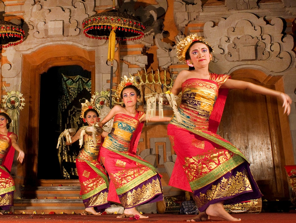 Balinese Dance Ubud  Indonesia