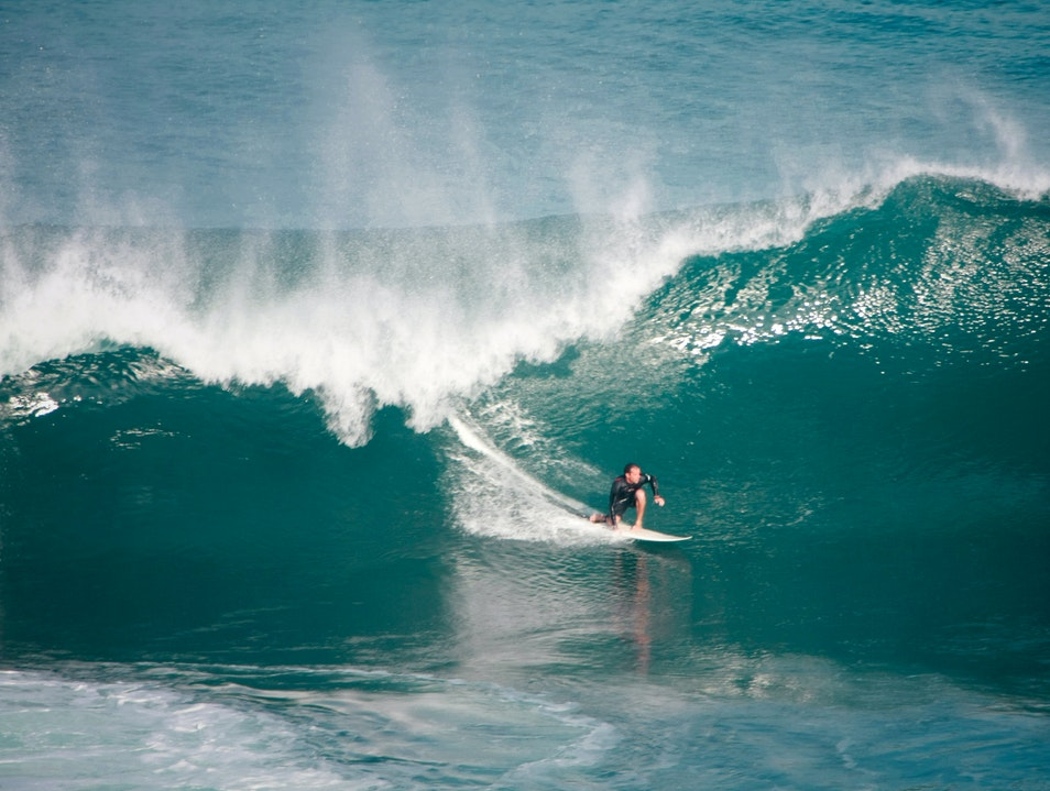 Bali's Best Surf Tour: One Helicopter, Two Islands, Three Breaks