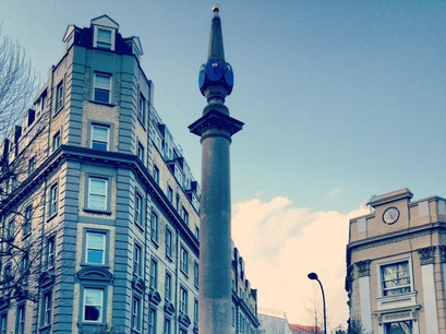 Seven Dials London  United Kingdom