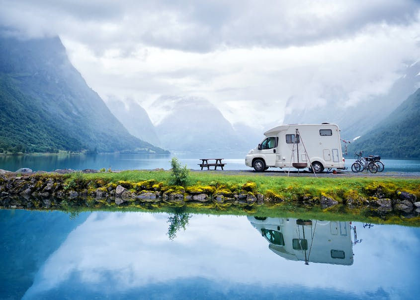 The Complete Guide to Taking an RV Road Trip in the U.S.