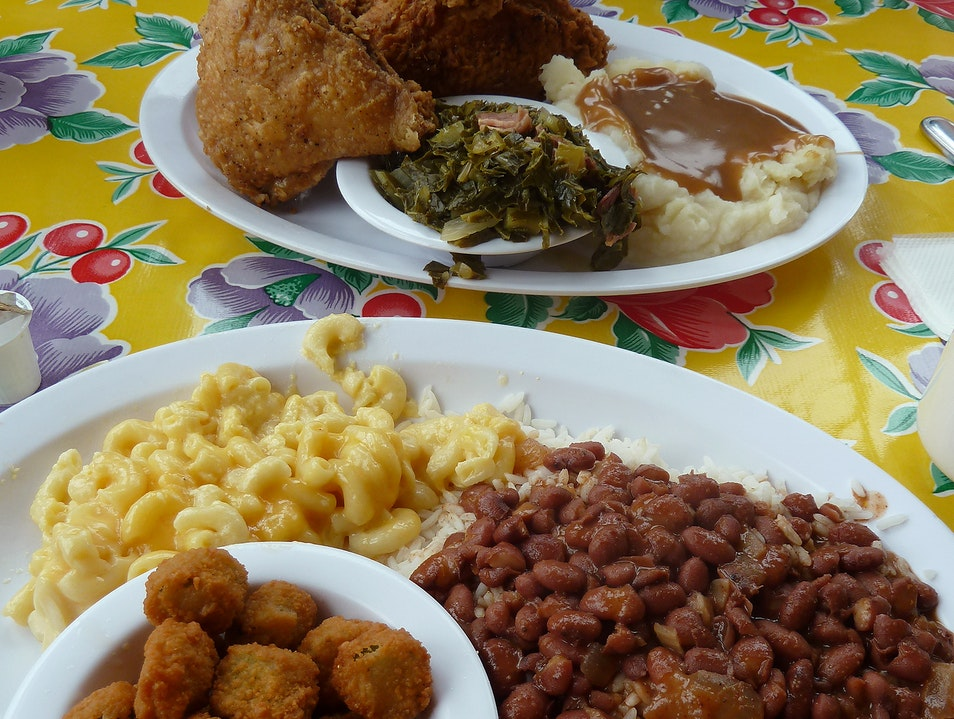 Soul Food at Tacoma's Southern Kitchen Tacoma Washington United States