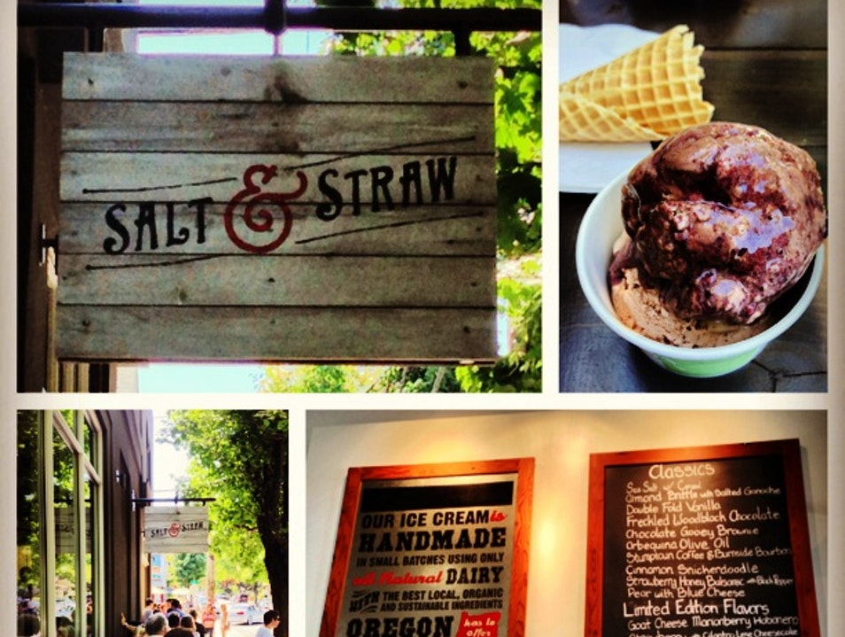 Salt and Straw Portland Oregon United States