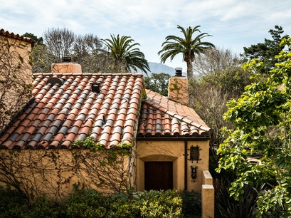 Casa Palmero at Pebble Beach Del Monte Forest California United States