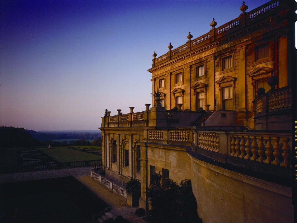 Feel like a Queen, or Prince or Duke at Cliveden House Taplow  United Kingdom