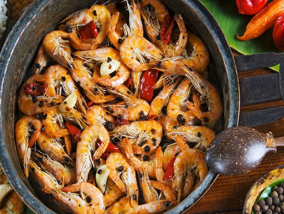 Grab Some Pepper Shrimp   Jamaica